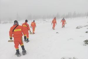 Dřina v horách. Benešovští lezci se zúčastnili zimního kurzu v Krkonoších
