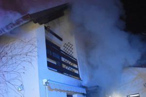 Požár rodinného domu způsobil dvoumilionovou škodu