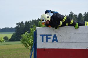 Dobrovolní hasiči, pozor! Koná se Mistrovství ČR v disciplínách TFA v Domažlicích