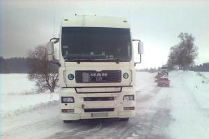 Sněžilo jak v lednu! Aprílové počasí potrápilo Jižní Čechy sněhovou kalamitou