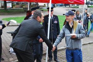 Soutěž o nejtvrdšího hasiče TFA Štramberská trúba 2017 skončila