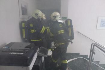 Požár v objektu firmy způsobil škodu za více než 20 miliónů korun