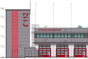 Středočeští hasiči se mohou radovat, budou mít novou stanici