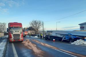 Zvýšený počet dopravních nehod ve Středočeském kraji