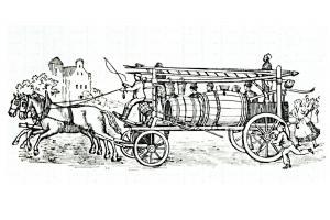 Hasičské řády v XV. a XVI. století