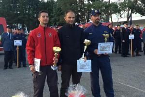 Hasiči ze Svitav v mezinárodní soutěži obhájili zlato!
