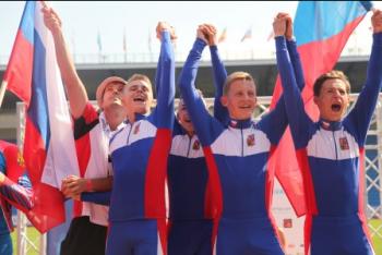 Mistrovství světa v Ostravě: Češi získali celkem šestnáct medailí!