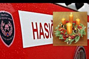 Redakce Hasičské listy přeje čtenářům klidné vánoční svátky! (VIDEO)