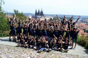 Dny mladých hasičů v Praze se těší velkému zájmu. Cvičí zásahy