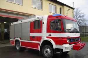 Technika ze strukturálních fondů pomáhá hasičům už tři roky