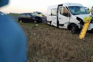 V Koclířově zemřel po nehodě řidič, další tři osoby jsou těžce zraněné