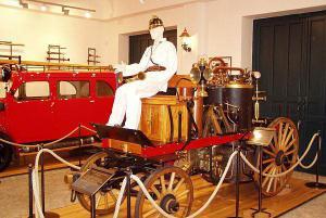 Hasičské muzeum v Ostravě loni přivítalo další tisíce návštěvníků