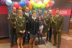 Zlatou medaili za výkon na pražském maratonu opět získal hasič z Chrudimi