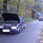 Nehoda dvou vozidel u Bystrého, v autě cestovaly i malé děti