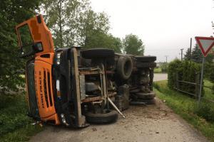 Kliku měli oba řidiči. Nehoda u Bořetína se obešla bez zranění