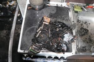 Požáru v obchodě s výpočetní technikou pomohla powerbanka
