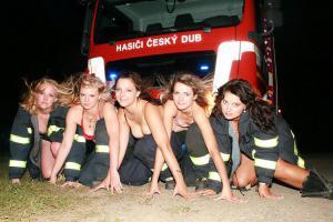 Extra: Dobrovolné hasičky ze Zdešova, hezký pohled shůry i zdola