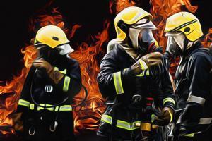 Retro: Požár Severochemy, oheň se vším všudy