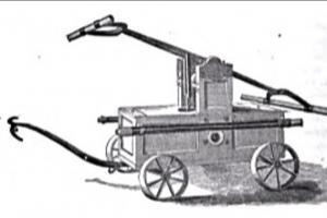 Z historie hasičských stříkaček