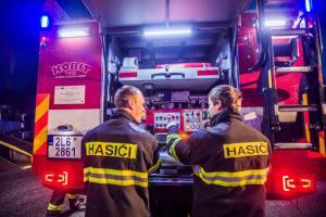 Liberečtí hasiči převzali v německém Ulmu speciální cenu