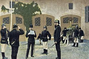 Oblečení hasičů