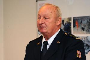 Řady hasičů navždy opustil bývalý ředitel pražského sboru Dalibor Gosman