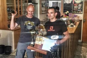 Teslík s Petrečkem opět zvítězili v extrémním závodě v Provodově na Zlínsku