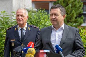 Hasičský záchranný sbor ČR má nového generálního ředitele