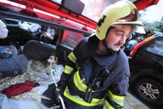 Každoroční akce solidarity Movember 2016 se zúčastní i pražští hasiči
