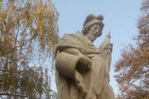 Hasiči dnes slaví svátek svého patrona, svatého Floriána