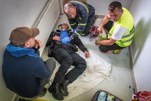 Bez nároku na odpočinek! Středočeští hasiči vyhráli extrémní soutěž