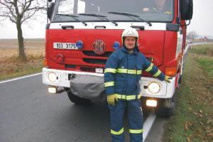 Měli byste vidět: Jsi strojník u hasičů? Čeká tě cvičení, někdy i malér (VIDEO)