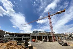 Výstavba nové holešovické hasičské stanice je v plném proudu (VIDEO)