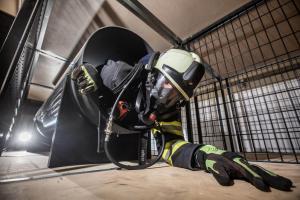 Nový polygon pro výcvik hasičů. Na rychnovské stanici už slouží (VIDEO)