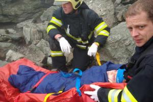 V Liberci soutěžili profesionální hasiči v poskytování první pomoci