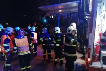 Výbuch plynu v Liberci. V paneláku jeden člověk zraněný, evakuace 35 osob