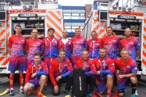 Mistrovství Evropy v TFA a skvělý úspěch olomouckých hasičů. Patří už mezi elitu