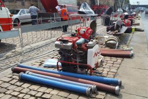 Dnes to v Praze začne! Hasičská fontána, která prý nemá obdoby