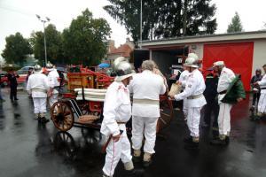 Kutnohorští hasiči oslaví padesátku. Veselice bude na Palackého náměstí