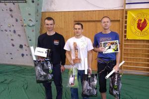 Prvenství v závodě o Hořickou trubičku si odvezl hasič z Olomouckého kraje