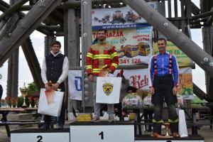 Krajskou soutěž v TFA na Bohdance opět vyhrál Radek Kladiva