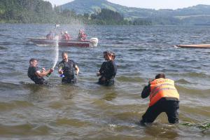 Nandali jim to! Záchranářskou Slezskou Hartu vyhráli letos pražští hasiči