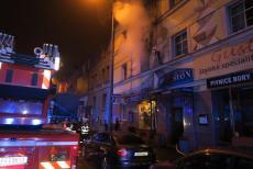 Hasiči v Plzeňském kraji v jednom dni řešili pět požárů. Došlo i k evakuaci osob