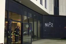 Pacienti se nenudili. Požár v klecanském ústavu způsobil škodu za dva miliony