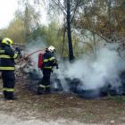 Časté požáry kvůli suchu byly v létě, jsou i v tom babím