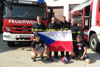 Úspěch našich hasičů v TFA v Rakousku. Zúčastnili se ho skvělí borci