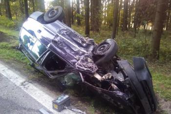 Nehoda vypadala děsivě, ze zničených vozů hasiči nakonec nikoho nevyprošťovali