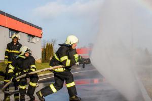 Podmínka přijetí k dobrovolným hasičům? Dobrá fyzička a zapomeňte na odměnu