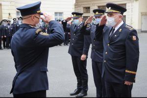 Novým ředitelem pražských hasičů je plk. Ing. Luděk Prudil