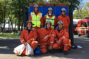 Pražští hasiči bojují v Rumunsku na Mistrovství světa ve vyprošťování